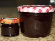Johannisbeermarmelade mit Portwein - Rezept