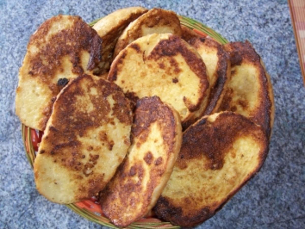 Eierbrötchen - Rezept von lilija