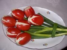 Tulpen - Rezept