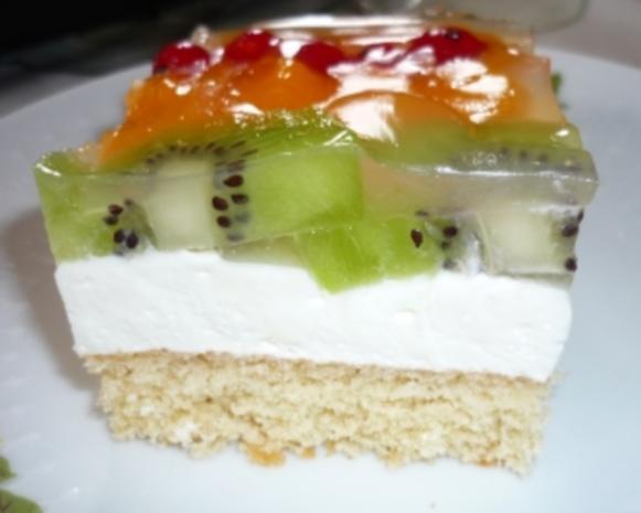 Frucht-Schnitten - Rezept - Bild Nr. 2