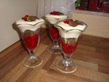 *Dessert - Beerige Mascarponecreme - Rezept