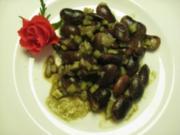 Steirischer Käferbohnensalat ... - Rezept