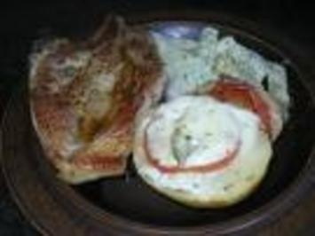 Plattes Brot - Rezept