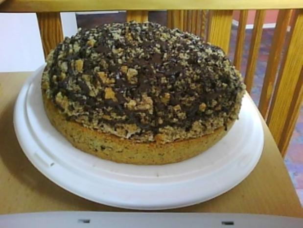 Bananen-Split-Torte - Rezept - Bild Nr. 2