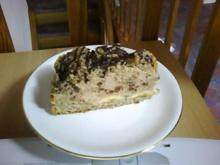 Bananen-Split-Torte - Rezept