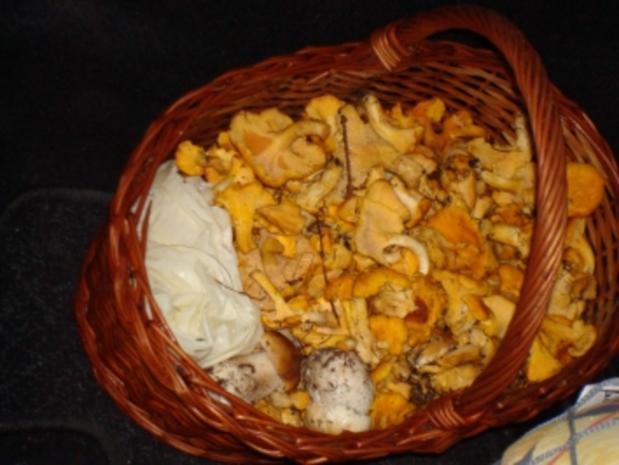 Eierschwammerlgulasch - Rezept - Bild Nr. 2