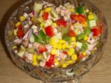 Paprika-Mais-Salat - Rezept