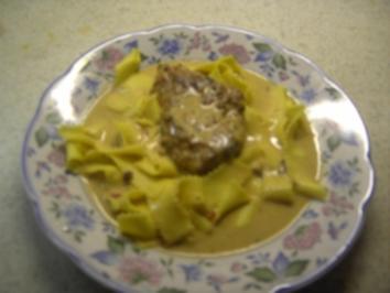 Fleisch - Putenschnitzel in Zitronensauce - Rezept