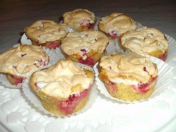 Rezept: Johannisbeer - Muffins