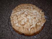 Johannisbeer-Kuchen mit Baiser - Rezept