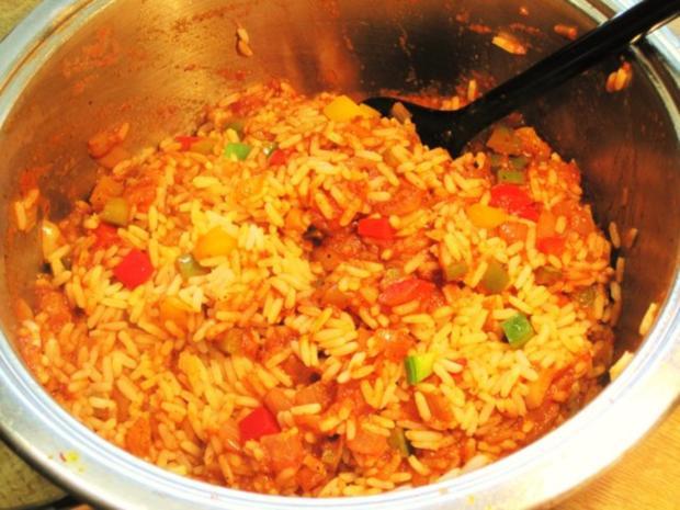 Tomaten-Reis ... - Rezept - Bild Nr. 4