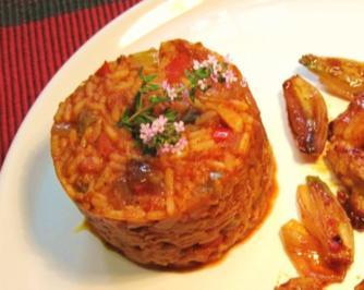 Rezept: Tomaten-Reis ...