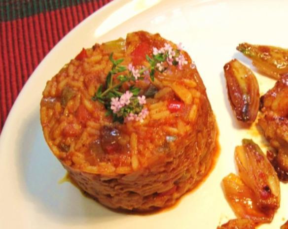 Tomaten-Reis ... - Rezept