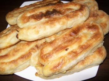 Kartoffel - Pita (Schritt für Schritt Beschreibung mit Foto) - Rezept