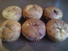 "Muffins ""Nektarine"" - Rezept"