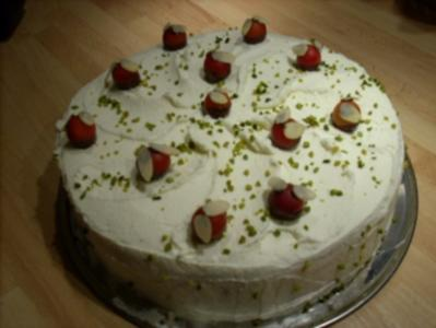 Mirabellen-Torte - Rezept