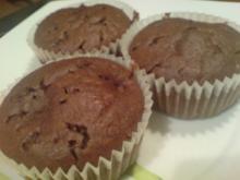 """Muffins """"Schokolade"""" - Rezept"""