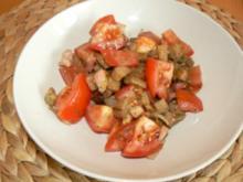 Rustikaler Tomatensalat - Rezept