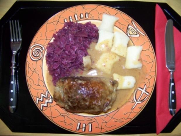 Kartoffeln - Kartoffelklöße - Rezept - Bild Nr. 5