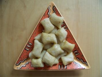 Kartoffeln - Kartoffelklöße - Rezept