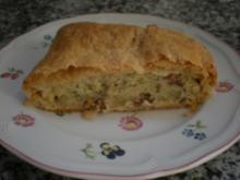 Kartoffel-Eierschwammerlstrudel - Rezept