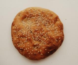 Fladenbrot algerisch - Rezept