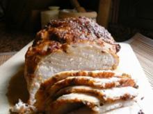 Spanische Schweinekeule - Rezept