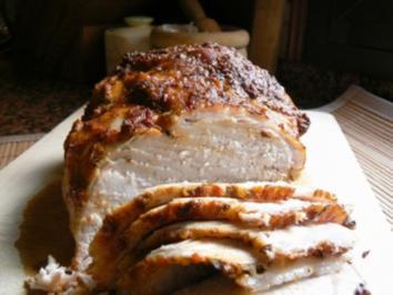 Rezept: Spanische Schweinekeule