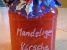 Mandelige Kirsche - Rezept