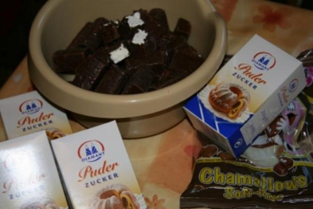 Marshmallow Fondant (die Schokoladigen) - Rezept - Bild Nr. 2