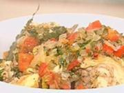 Hühnertopf portugiesischer Art - Rezept