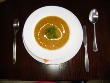 Hutzlemer Gemüsesturmsuppe - Rezept