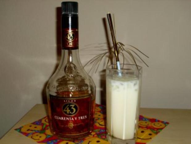 43er mit Milch - Rezept