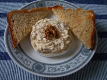 """Die """"Nusstorte"""" für Käsefreunde - Rezept"""