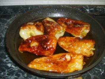 Gebratener Spitzpaprika - Rezept