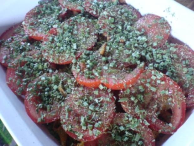 Überbackene Pilze - Pfifferlinge - Rezept - Bild Nr. 11