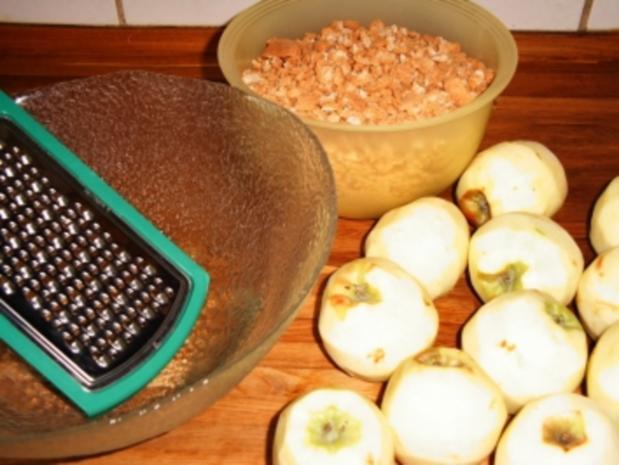 Apfelkuchen auf dänische Art - Rezept - Bild Nr. 2
