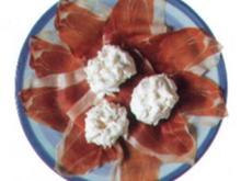 antipasti semifreddo al grana padana - Rezept