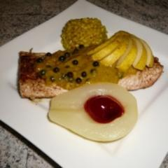 Patina de Piris...ein Gruß aus der altrömischen Küche... - Rezept ...