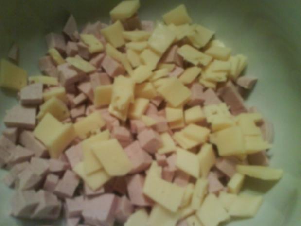 Käse-Wurst-Salat - Rezept - Bild Nr. 3