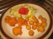 Vegetarisch: Gemüseteller - Rezept