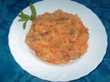 Möhren-Eintopf - Rezept