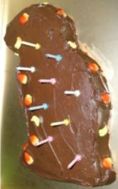 Cremiger Schokoladenkuchen - Rezept