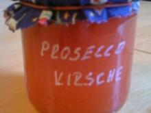 Prosecco - Kirsche - Konfitüre - Rezept