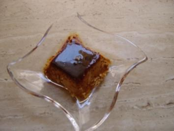 Creme Caramel - Rezept
