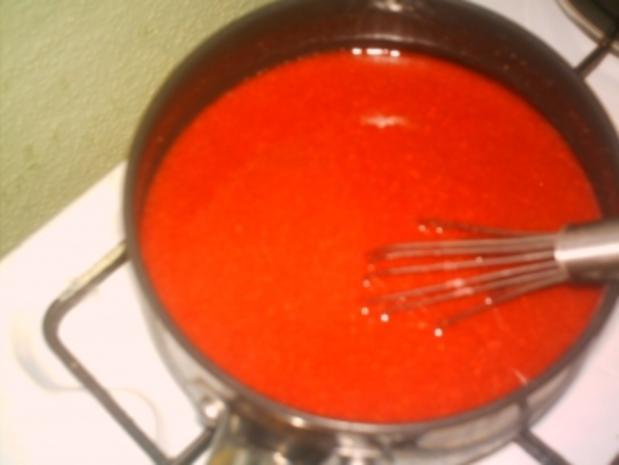 Erdbeer-Himbeer Marmelade - Rezept - Bild Nr. 2