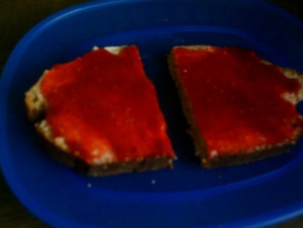 Erdbeer-Himbeer Marmelade - Rezept - Bild Nr. 3