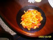 Bami rucki zucki - Rezept