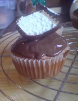 """Muffins """"Mini-Schokokuss"""" - Rezept"""