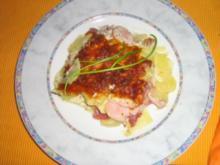 Kartoffel-Salami-Wurst...... Auflauf - Rezept